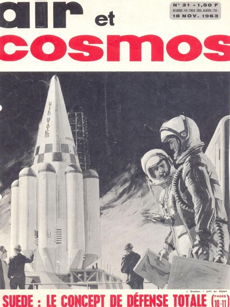 air et cosmos novembre 63