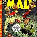 Couverture de MAD par Jack Davis.