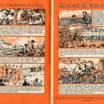 « Quand l'empereur s'appelait Napolione Buonaparte » de Linus et Pierre Koernig, au n°22 d'août 1969.
