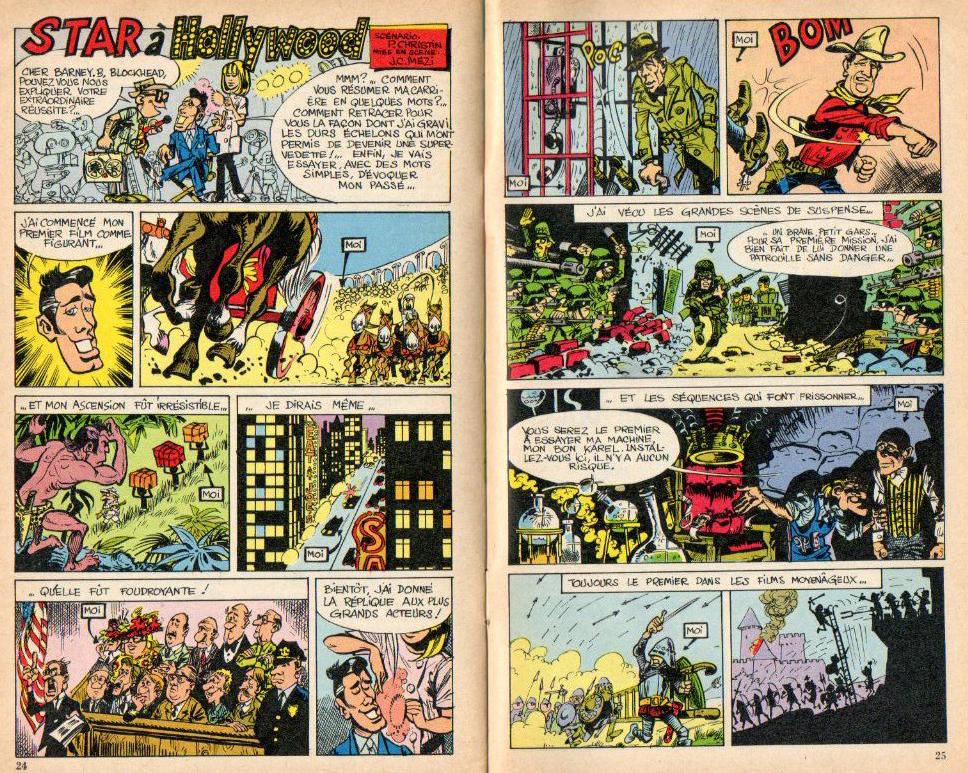 Total Journal n°11 sept-oct 1967 (Mézières et Linus) A