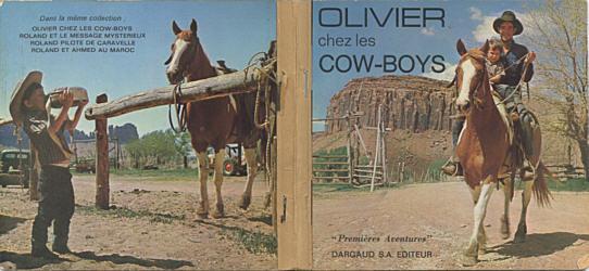 En 1966, lors d'une visite de Pierre Christin à Jean-Claude Mézières qui travaillait alors au Dugout Ranch, les deux compères ont l'idée de préparer un éventuel livre pour enfants. Ca sera « Olivier chez les cow-boys» (textes de Christin, photos de Mézières et dessins de Jean Giraud) qui sera édité en 1969. Hélas, le livre ne sera jamais distribué par l'éditeur (Dargaud).