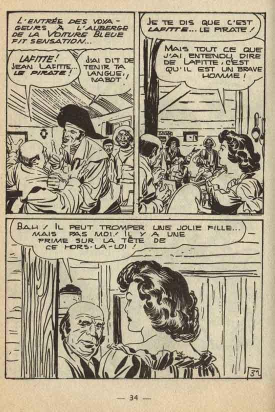 pages du daily strip par Kirby, publiées dans Zoom n°15.