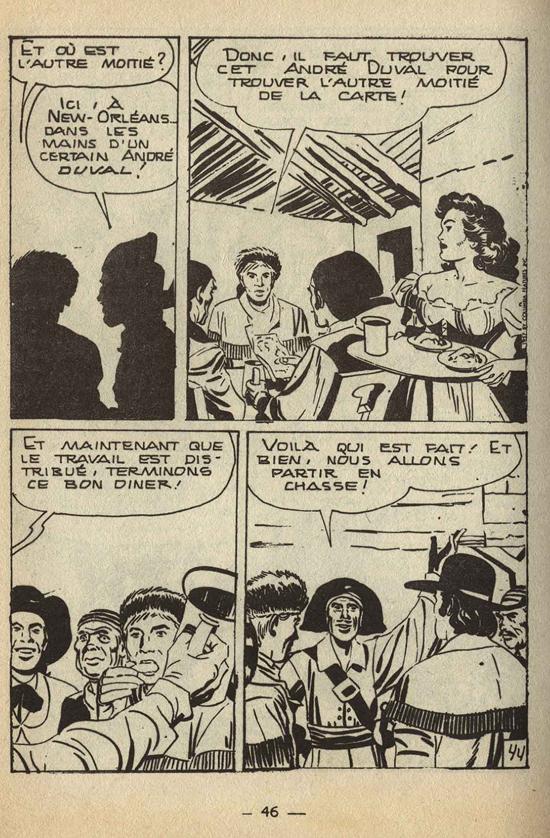 Zoom n°16 p.56 : la suite du strip n'est plus de Kirby, mais de Christiansen, comme l'indique le cartouche...