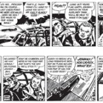 daily strip de Johnny Hazard
