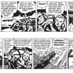 Daily strip de « Johnny Hazard ».
