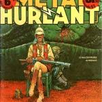 couvertures de Métal Hurlant par Moebius