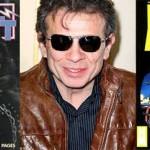 Métal hurlant spécial Rock n°39bis + Philippe Manœuvre + Heavy Metal n°1, l'édition américaine...