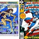Comic books de Frank Robbins chez DC et Marvel.