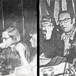 Photos d'une Comics Con de 1974, avec Frank Robbins, Joe Simon, Shel Dorf, Roy Thomas et sa femme Jean...