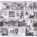 « Lone Rider » par Frank Robbins et Geo Brousek