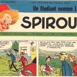 Robinson, Hop-là, Spirou