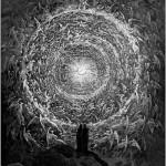Une superbe gravure de Gustave Doré, issue de « La Divine Comédie » de Dante.