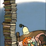 Animal lecteur 3 de Libon et Sergio Salma