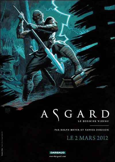 Asgard  1 Ralph Meyer  Xavier Dorison