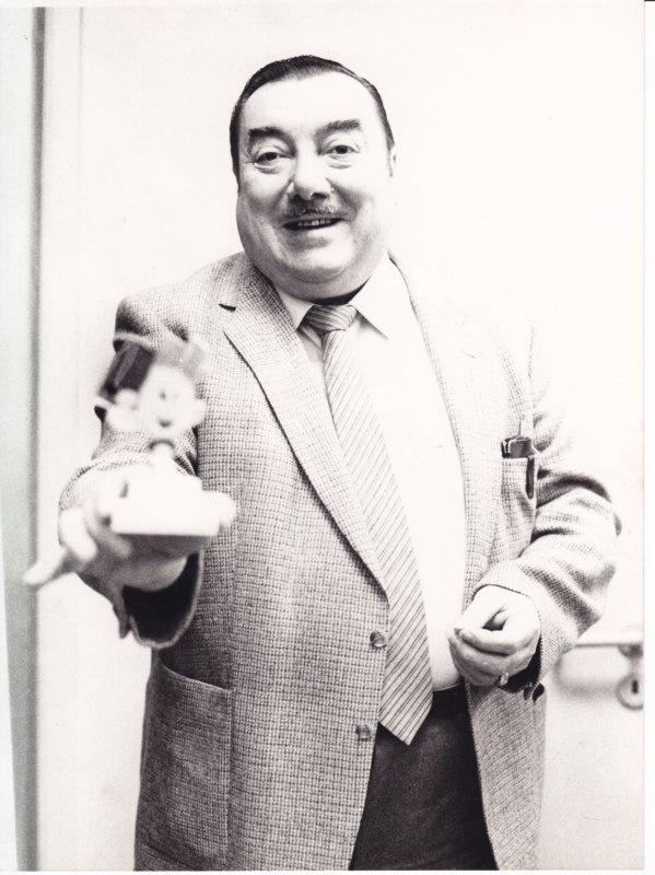 Le directeur du concept José Dutilleu.