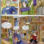 Le Secret de l'Alchimiste page 17