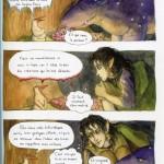 Le Secret de l'Alchimiste page 9