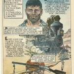 Les deux planchep annonce de l'épisode « Nez-cassé », publiées au n°1 (13.02.1979) de Super As.