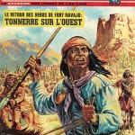 Couverture du n°236 (30 avril 1964), de Pilote, due à Jean Giraud.