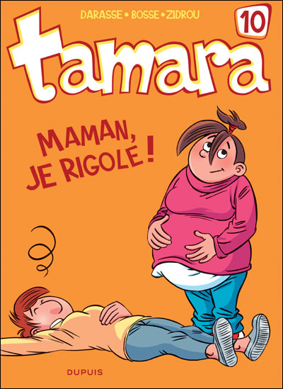 Tamara 10 Christian Darasse Zidrou