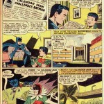 sheldon moldoff and bill finger. batman. the challenge of the calendar man. page. 002