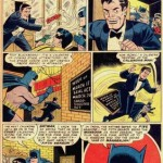 sheldon moldoff and bill finger. batman. the challenge of the calendar man. page. 012