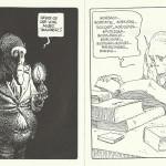 Quelques unes des illustrations réalisées pour « Contes de terreur ».