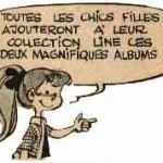 Illustration publiée dans Tintin, en 1959.