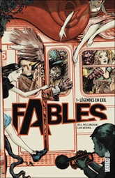 Fables 1 cover