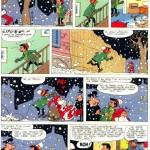 Deux pages publiées dans le n°2121 de Spirou, en 1978.