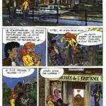 Page sur Amsterdam dans « À la découverte de l'Europe », en 1996.