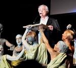 Jean Dufaux, président adulé du jury Diagonale - le Soir, en 2012