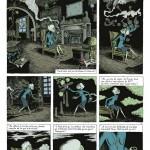 « Ma vie posthume » T1 (« Ne m'enterrez pas trop vite ») par Zanzim et Hubert