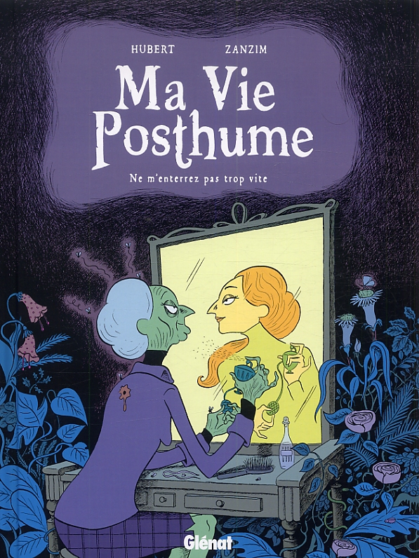 « Ma vie posthume » T1 couverture