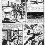 L'une des nombreuses bandes dessinées par Jordi Bernet pour les fascicules britanniques de la War Picture Library.