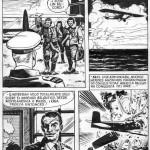 L'une des nombreuses bandes dessinées par Jordi Bernet pour les fascicules britanniques de la War Picture Library, via la Bardon Art.