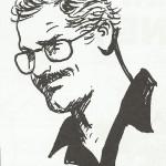 Autoportrait de Jordi Bernet.