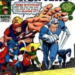Avengers VO 1