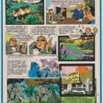 première « Carte blanche » de Frank dans le  n°1857de Spirou, daté du 15 novembre 1973.