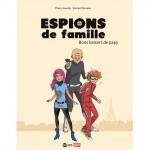Espions de famille couverture