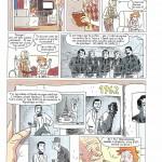Romain Ronzeau et Thierry Gaudin - BD Kids, Espions de famille, page 12, 2012.
