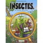 Les Insectes en bande dessinée couverture