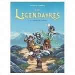 Les Légendaires tome 1 couverture