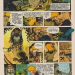« Le Musée » : trois pages publiées dans le n°2139 de Spirou, daté du 12 avril 1979.