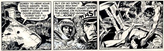 Daily Strip de Sky Masters