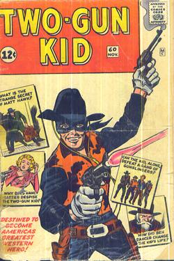 Two-Gun Kid 60.
