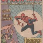 Splash Page de « Freak Public Menace ».