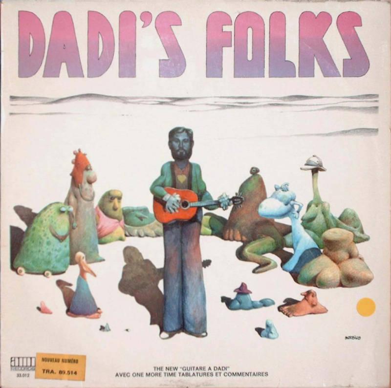 4 Dadi's folks 1973