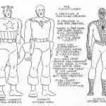 L'article de Ditko : « An Insider's Part of Comics: Jack Kirby's Spider-Man » paru dans Comic Book Artist n°3 (TwoMorrows Publishing).
