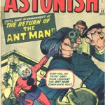 Tales To Astonish n°35, le premier Ant-Man en costume.